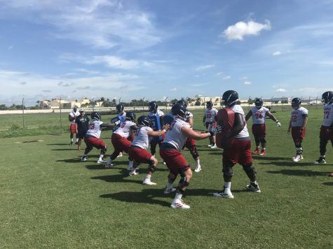 Football: FAU looks to pair new talent with established playmakers