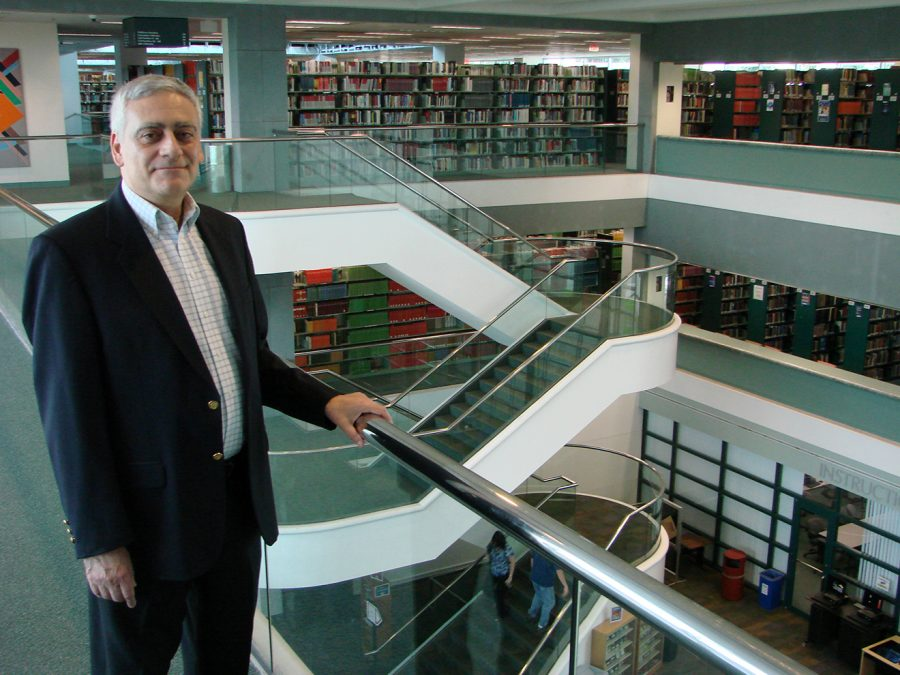 Obituary: Former library dean dies at 72