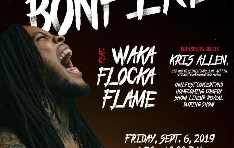 FAU to host annual Bonfire concert Friday