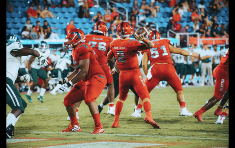 FAU rolls over Wagner, 42-7