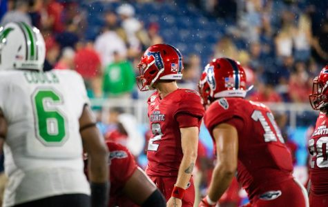 Preview: FAU goes on the road to face Old Dominion