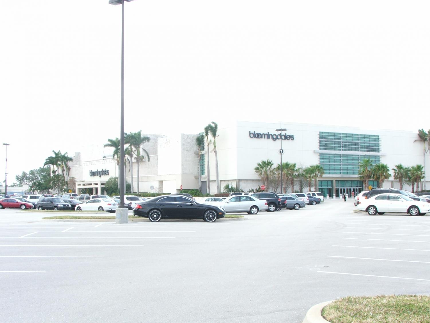 Bloomingdales at Town Center Mall in Boca Raton.