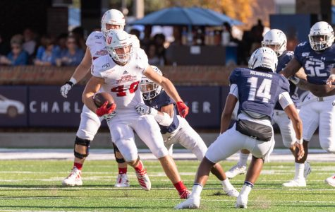 FAU dominates Old Dominion Monarchs, 41-3