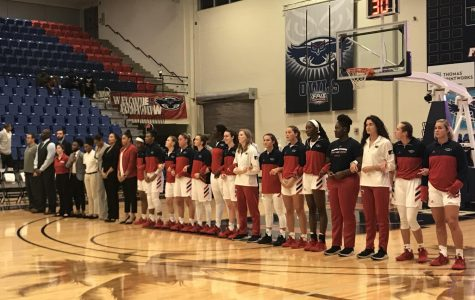 FAU women's basketball takes care of Siena in home opener, 83-39