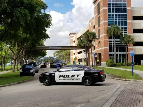 Two-car wreck causes no injuries near Engineering East building
