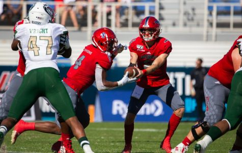 FAU blows out UAB in Conference USA championship, 49-6