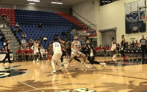 FAU men's basketball struggles in second-half, fall to St. Bonaventure 72-64