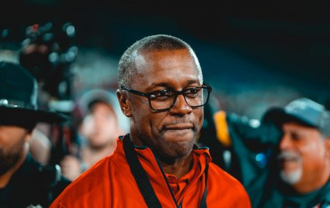 New FAU head coach Willie Taggart hires most of the coaching staff as the year comes to a close. Photo by: Alex Liscio.