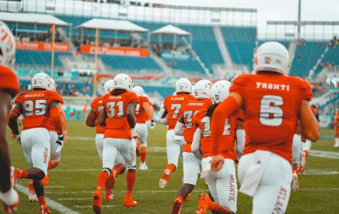 FAU's first home game of the 2020 season will be against Stony Brook on Sept. 12. Photo by: Alex Liscio.
