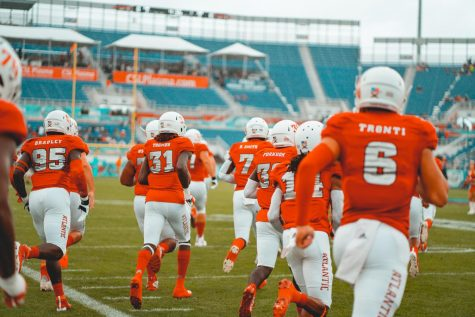 Football preview: FAU will kick off new season with loss to Miami Hurricanes