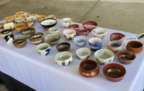 FAU Ceramics department hosts 'Empty Bowls' fundraiser for charity