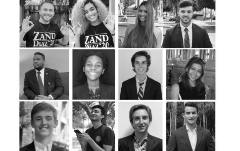 Meet the 2020 Student Government candidates