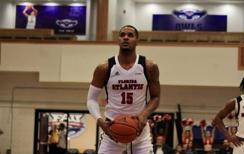 Men's basketball: Jailyn Ingram reaches 1,000 collegiate career points at FAU in victory over UTSA