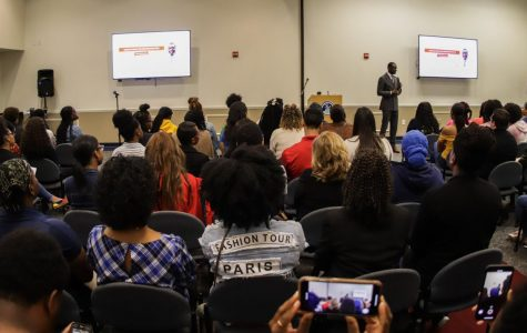 Central Park 5 member speaks at FAU for Black History Month event