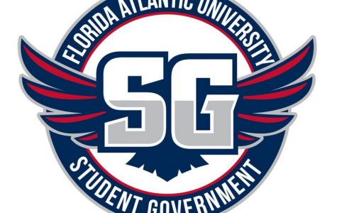 Student Government logo. Photo courtesy of SG