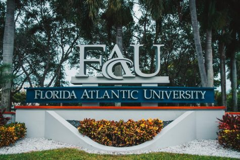 FAU is among the universities in Florida that is preparing to reopen for the upcoming fall semester. Photo by Alex Liscio.