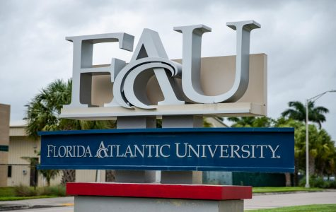 While the Florida Board of Governors approved FAU's reopening plan, there is still no timetable as to when operations will resume on campus. Photo by Alex Liscio.