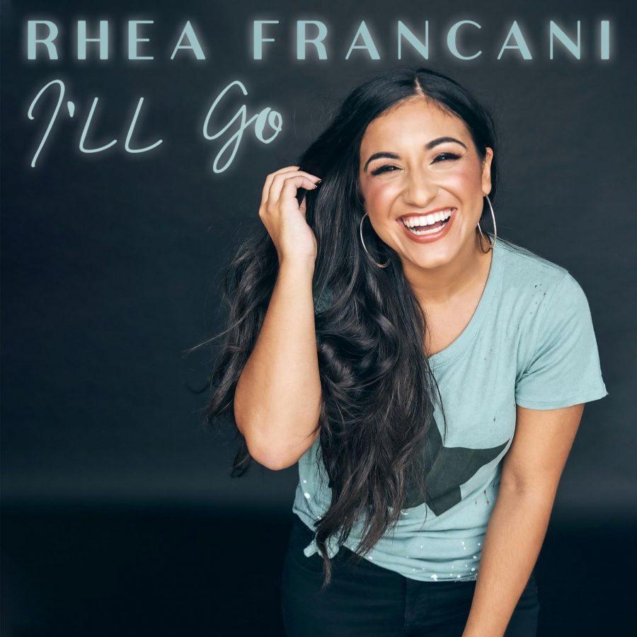 Cover of Rhea Francani's single,
