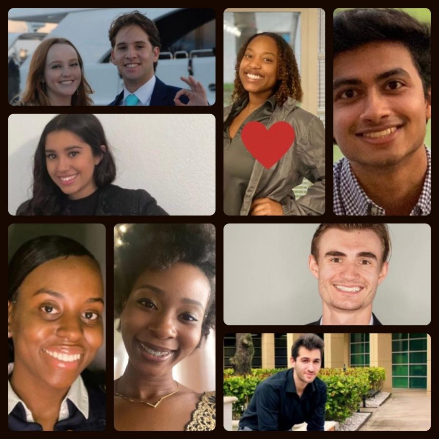 Collage pictures all nine candidates for 2021. Collage by Kendall Little.