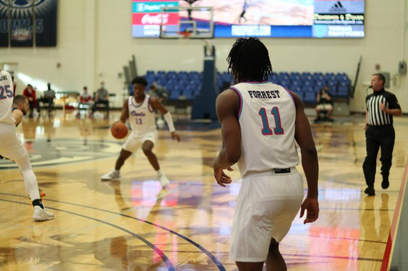 FAU men's basketball will now play against Western Kentucky on Feb. 7 and 8. Photo by Logan Agostino.