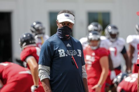 Photo courtesy of FAU Athletics.