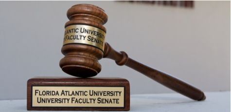Photo courtesy of the Faculty Senate website.