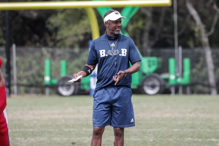 Photo courtesy of FAU Athletics.