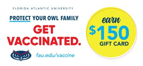 University's vaccine incentive program begins today, those who are already fully vaccinated not eligible