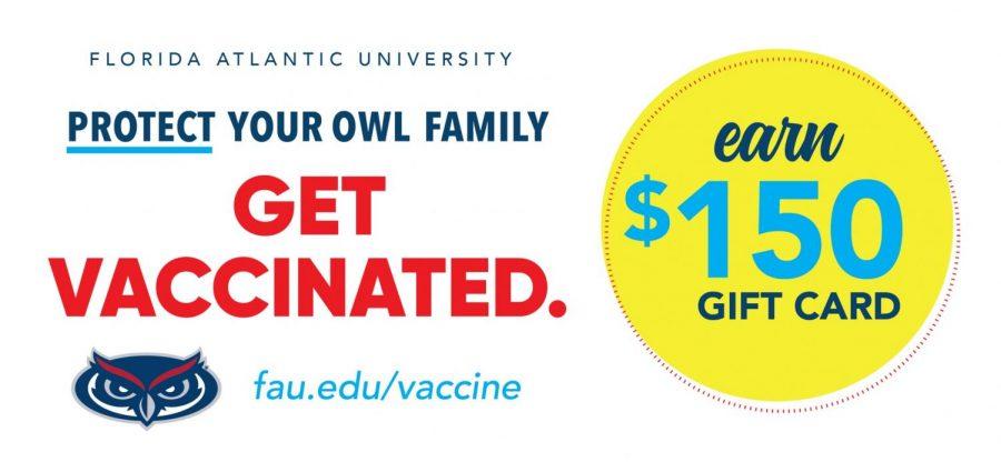 University awards $132,000 in vaccine incentive program
