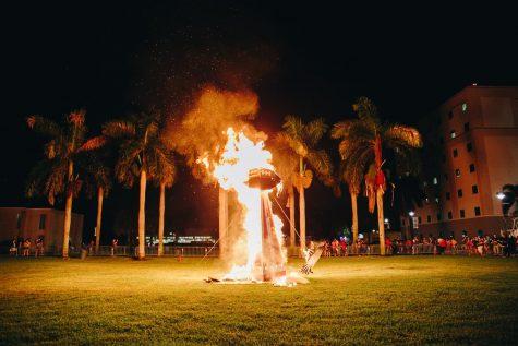 Bonfire 2018. Photo by Alex Liscio