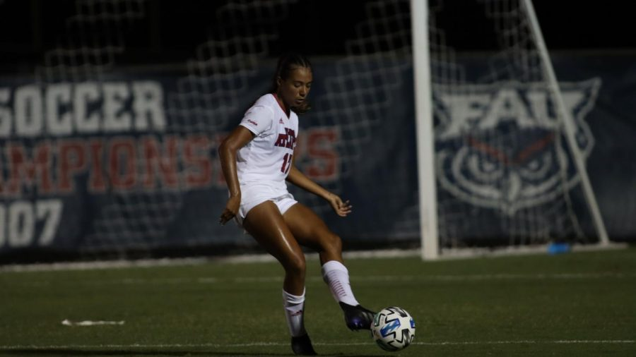 Women's Soccer: Owls bounce back with a 2-0 win over Troy