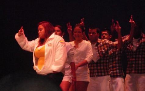 Dancing greeks