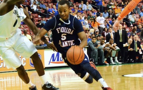 Mens Basketball: FAU loses double-overtime to UM 93-90