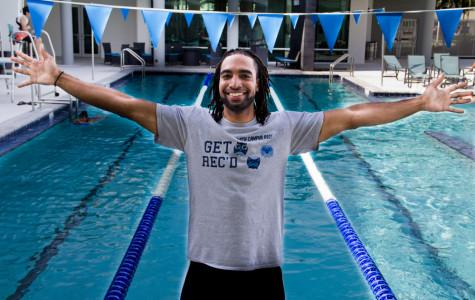 FAU Campus Rec offering beginners swimming class