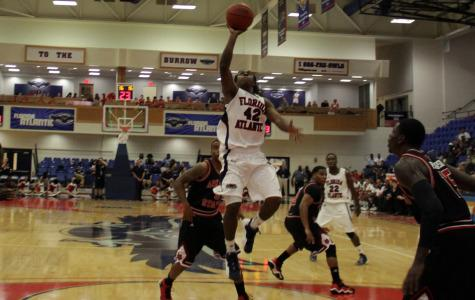 Owls improve to 3-4, beat Red Wolves 72-65 for first Sun Belt win of the season