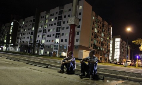 Breaking: Innovation Village Apartments north tower evacuated