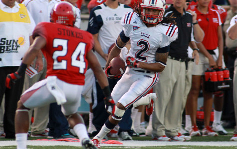 Football: FAU defeated by Louisiana-Lafayette 37-34 as time expires