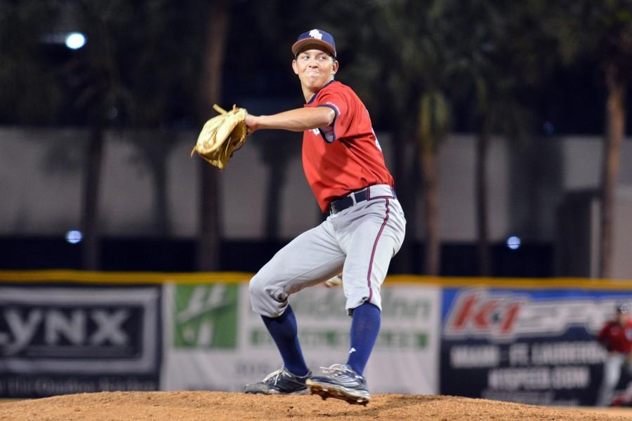 Gallery: Baseball falls in extra innings to University of Miami